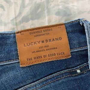 Lucky Brand High Waisted Jeans (4/27)